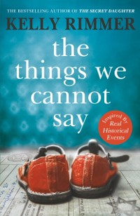 Cover Things We Cannot Say