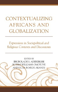 Cover Contextualizing Africans and Globalization
