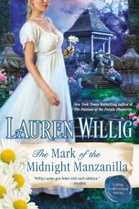 Cover Mark of the Midnight Manzanilla
