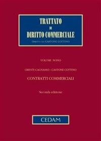 Cover Trattato di diritto commerciale