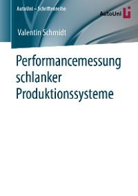 Cover Performancemessung schlanker Produktionssysteme
