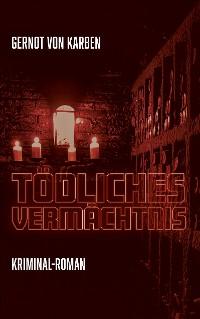 Cover Tödliches Vermächtnis