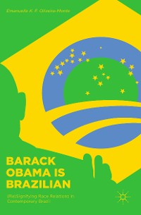 Cover Barack Obama is Brazilian