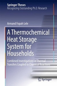 Cover A Thermochemical Heat Storage System for Households