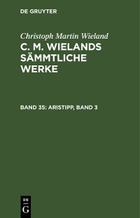 Cover Aristipp, Band 3