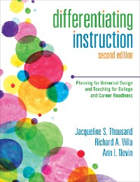 Cover Differentiating Instruction