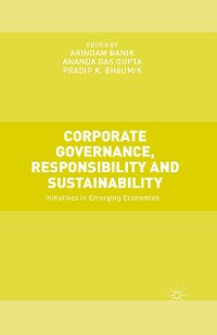 Cover Corporate Governance, Responsibility and Sustainability