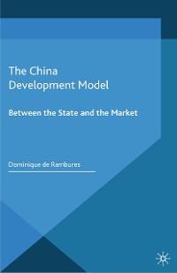 Cover The China Development Model