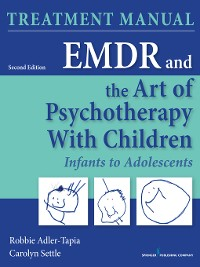 Cover EMDR and the Art of Psychotherapy with Children (Manual)