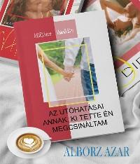 Cover A KÖVETKEZŐ ÉS ÉN SZERETTE