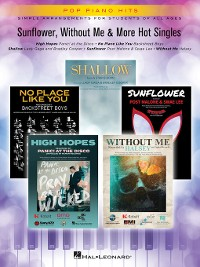 Cover Sunflower, Without Me & More Hot Singles
