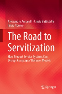 Cover The Road to Servitization