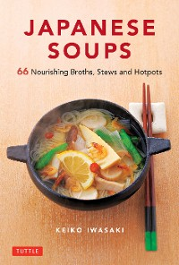Cover Japanese Soups