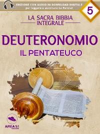 Cover La Sacra Bibbia - Il Pentateuco - Deuteronomio