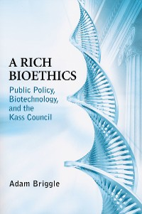 Cover Rich Bioethics