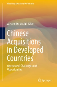 Cover Chinese Acquisitions in Developed Countries