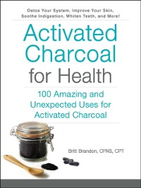 Cover Activated Charcoal for Health