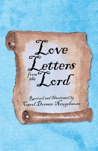 Cover Love Letters from the Lord