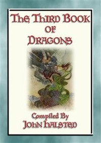 Cover THE THIRD BOOK OF DRAGONS - 12 more tales of dragons