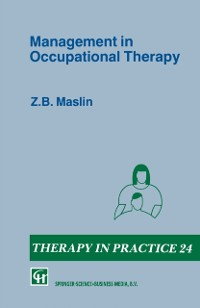 Cover Management in Occupational Therapy