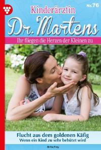 Cover Kinderärztin Dr. Martens 76 – Arztroman