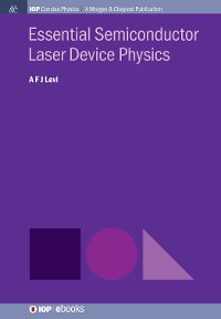 Cover Essential Semiconductor Laser Physics