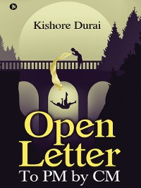 Cover Open Letter To Pm By Cm