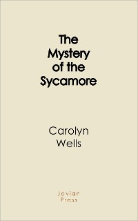 Cover The Mystery of the Sycamore