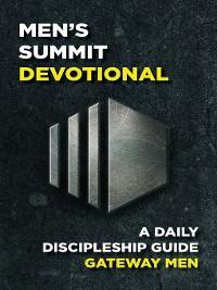 Cover Men's Summit Devotional
