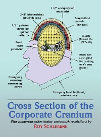 Cover Cross Section of the Corporate Cranium