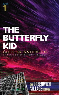 Cover The Butterfly Kid