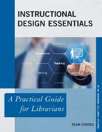 Cover Instructional Design Essentials