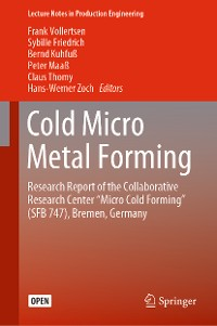 Cover Cold Micro Metal Forming