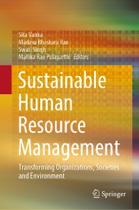 Cover Sustainable Human Resource Management