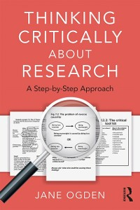 Cover Thinking Critically about Research