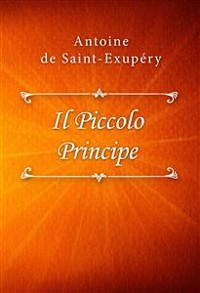 Cover Il Piccolo Principe