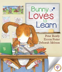 Cover Bunny Loves to Learn