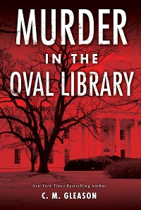 Cover Murder in the Oval Library