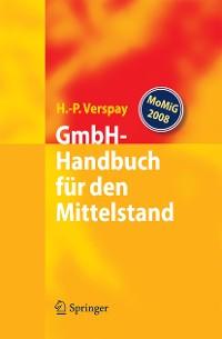 Cover GmbH-Handbuch für den Mittelstand