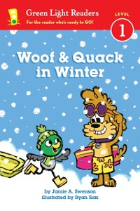 Cover Woof and Quack in Winter