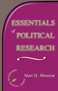 Cover Essentials Of Political Research