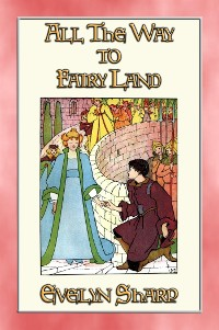 Cover ALL THE WAY TO FAIRYLAND - 8 illustrated stories