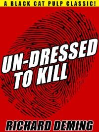 Cover Un-Dressed to Kill
