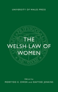 Cover Welsh Law of Women