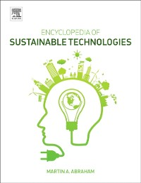 Cover Encyclopedia of Sustainable Technologies