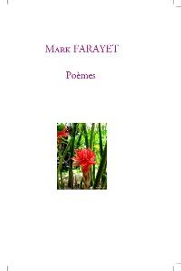 Cover Poèmes & Citations