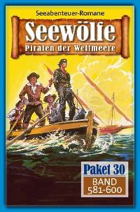 Cover Seewölfe Paket 30