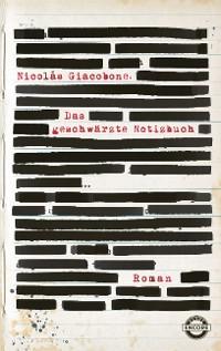 Cover Das geschwärzte Notizbuch