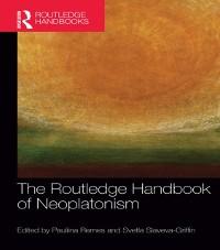 Cover Routledge Handbook of Neoplatonism
