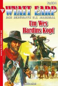Cover Wyatt Earp 204 – Western